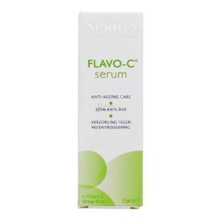 Auriga Flavo-C Serum,  15 ml  for All Skin Types