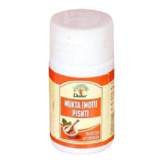 Dabur Mukta (Moti) Pishti,  1 g