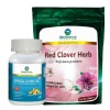 BestSource Nutrition For Women Health Combo 1 - Red Clover + Omega 3