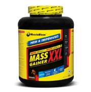 MuscleBlaze Mass Gainer XXL,  Chocolate (3 kg)  6.6 lb