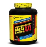 MuscleBlaze Mass Gainer XXL,  Vanilla (3 Kg)  6.6 Lb