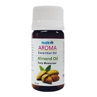 Healthvit Aroma Almond Essential Oil,  30 ml  for All Skin Types
