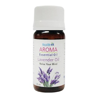 Healthvit Aroma Lavender Essential Oil,  30 ml  for All Skin Types