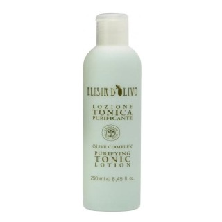 Erbario Toscano Italy Oxygenating And Soothing Purifying Olive Tonic Lotion,  250 Ml  Dull Skin