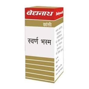 Baidyanath Swarna Bhasma,  0.125 g