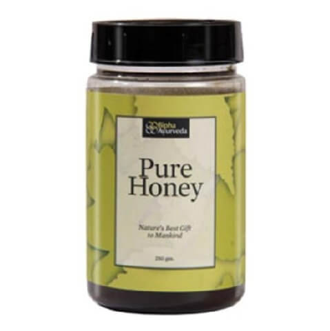 Bipha Pure Honey,  250 g  Unflavored