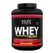 INLIFE Whey Protein,  5 lb  Strawberry