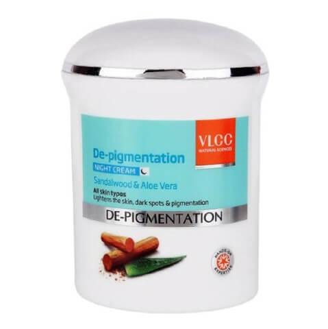 VLCC De-Pigmentation Night Cream,  50 g  All Skin Types