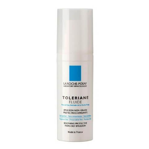 La Roche Toleriane Fluide,  40 ml  Non-Oily Emulsion
