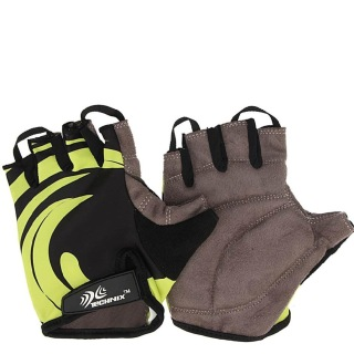 Technix Endurance Fitness Gloves,  Green  Xtra Large