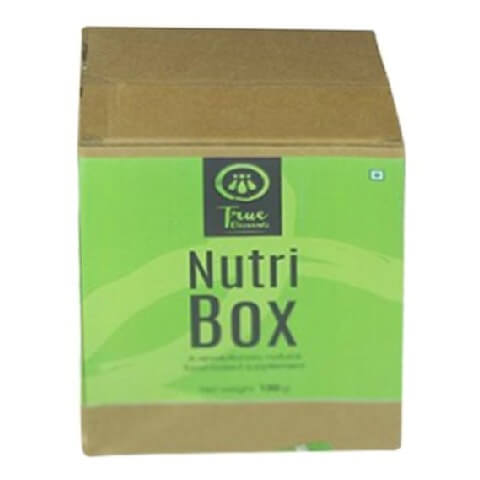True Elements Nutri Box,  Unflavoured  0.150 kg