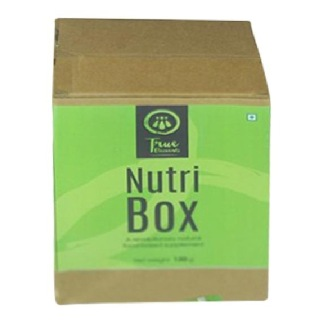 True Elements Nutri Box,  Unflavoured  0.150 kg