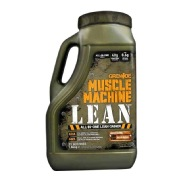 Grenade Muscle Machine Lean,  4 lb  Strawberry Cream