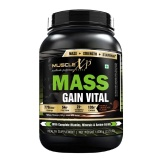 MuscleXP Mass Gain Vital,  Chocolate  2.2 Lb