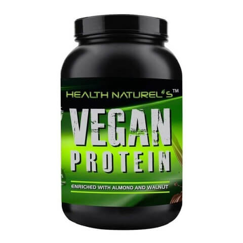Health Naturel's Vegan Protein,  2.2 lb  Chocolate