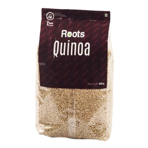 True Elements Roots Quinoa,  0.500 kg  Unflavoured