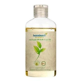 Healthbuddy Herbal Hair Oil,  200 ml  Anti-Dandruff