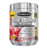 MuscleTech Pro Series Creacore Creatine,  Fruit Punch Fusion  0.57 Lb