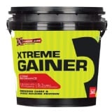 Xtreme Abs Nutrition Xtreme Gainer,  Vanilla  8.8 Lb