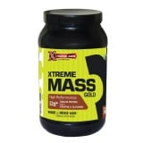 Xtreme Abs Nutrition Xtreme Mass Gold,  Chocolate  2.2 Lb