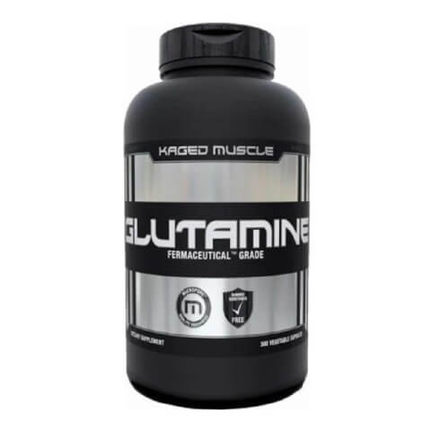 Kaged Muscle Glutamine,  250 capsules  Unflavoured