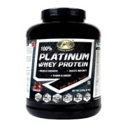 Muscle Epitome 100% Platinum Whey Protein,  5 lb  Deluxe Chocolate