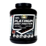 Muscle Epitome 100% Platinum Whey Protein,  2 Lb  Strawberry