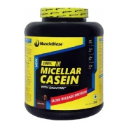 MuscleBlaze 100% Micellar Casein,  4.4 lb  Chocolate