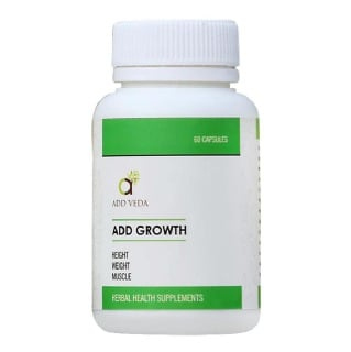 Add Veda Add Growth,  60 capsules