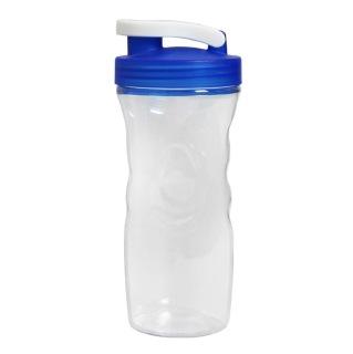 MuscleBlaze Sipper, Blue 500 ml