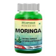 Morpheme Remedies Moringa 500mg,  60 veggie capsule(s)