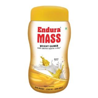Endura Mass,  Banana  1.1 lb