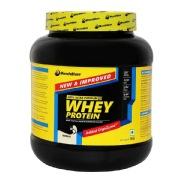 MuscleBlaze Whey Protein, 2.2 lb Vanilla