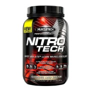 MuscleTech NitroTech Performance Series,  2 lb  Cookies and Cream