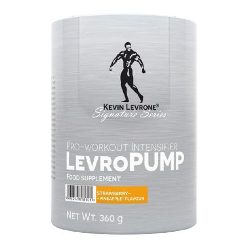 Kevin Levrone Levro Pump,  0.80 lb  Strawberry-Pineapple