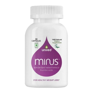 Unived Minus,  60 capsules  Unflavoured