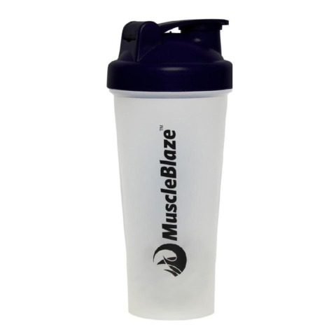 MuscleBlaze Shaker,  Assorted  650 ml