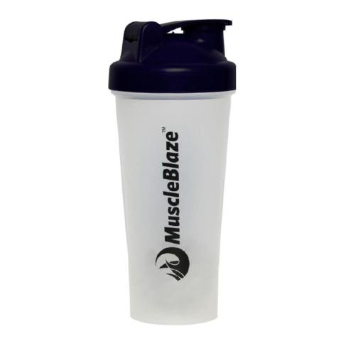 MuscleBlaze Shaker,  Assorted  650 ml