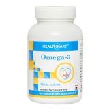 HealthKart Omega 3,  60 softgels