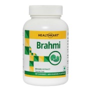 HealthKart Brahmi,  60 capsules