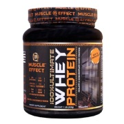 Muscle Effect Ultimate 100% Whey Protein,  1 lb  Chocolate