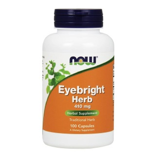 Now Eyebright Herb (410mg),  100 capsules