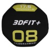 B Fit USA Sandbell,  8 kg  Black
