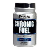 TWINLAB Chromic Fuel,  100 capsules  Unflavoured