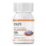 INLIFE Flaxseed Oil-Omega 3,6,9,  60 veggie capsule(s)