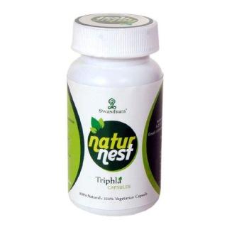 NaturNest Triphla,  60 capsules