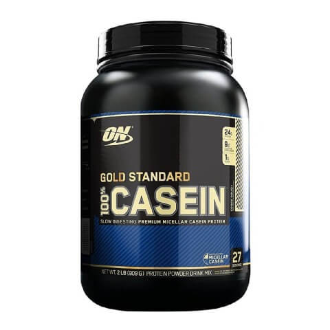 ON (Optimum Nutrition) Gold Standard 100% Casein,  2 lb  Cookie Dough