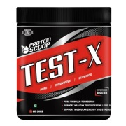 Protein Scoop Test-X,  60 capsules  Unflavoured