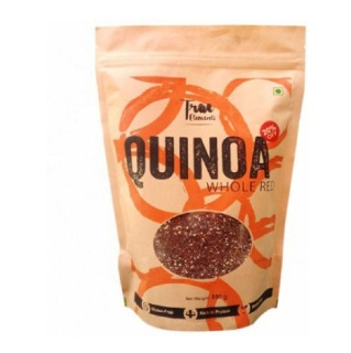 True Elements Quinoa Whole Red,  0.500 kg  Unflavoured