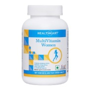 HealthKart Multivitamin Women,  Unflavoured  60 tablet(s)